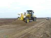 Improving the infrastructures in Evros Delta