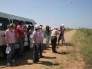 Ξενάγηση επισκεπτών / Guided tour (A. Athanasiadis)
