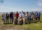 Ολοκλήρωση Καμπάνιας παράκτιων καθαρισμών στο Εθνικό Πάρκο Δέλτα Έβρου